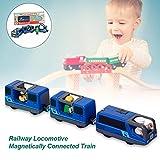 Zoom IMG-1 junean treni magnetici per bambini