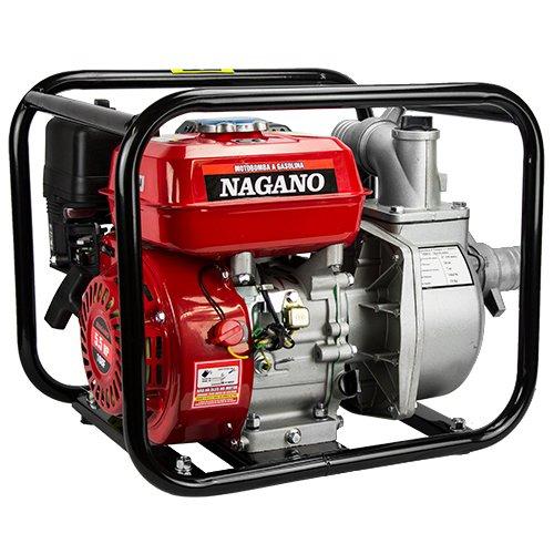 Motobomba a Gasolina 5.5 HP 2 Pol Partida Manual - NMBG2