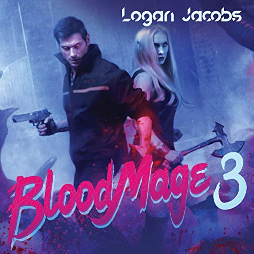 Blood Mage 3 cover art