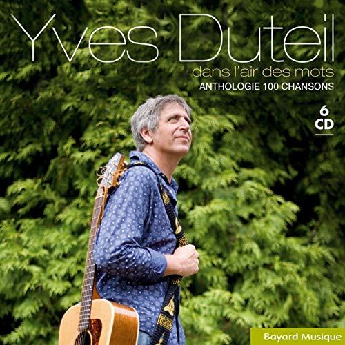Anthologie Yves Duteil : Dans L\'Air Des Mots (6 CD)