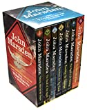 The Tomorrow Series Collection John Marsden 7 Books Set (The Other Side of Dawn, The Third Day, The Frost, The Dead of the Night, Tomorrow When the War Began, The Night is for Hunting, Darkness, Be My Friend, Burning for Revenge)