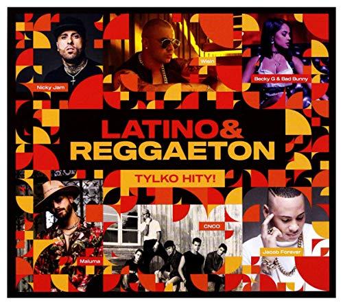 Becky G / Bad Bunny / BURNS: Latino & Reggaeton Tylko Hity (digipack) [2CD]