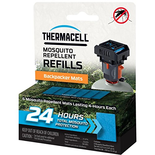 Thermacell A032918 Nachfüllung Backpacker, Blau