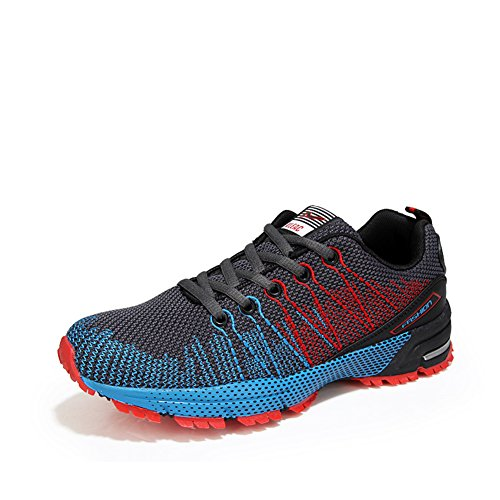 finest selection f70f9 90f13 DUODUO Men s 1556 Trail Running Shoes .