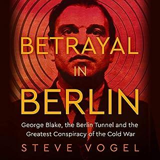 Betrayal in Berlin cover art