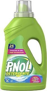 Pinol Detergente Líquido Pinol 2 L, Color, 2 Litros (L), Pack Of/Paquete De