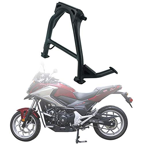 Car Decoration Accessories Motorcycle Middle Kickstand Foot Kick Stand Support Bracket Center Stand Fit for Honda NC700S NC750S NC700X NC750X NC 700 750 X MT (Color : NC700 750 X)
