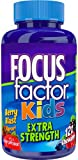 Focus Factor Kids Extra Strength Complete Vitamins: Multivitamin & Neuro...