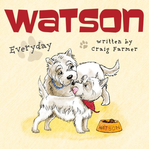 Watson: Everyday audiobook cover art
