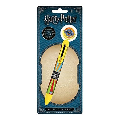 Multi Coloured Pen Harry Potter (Weasley & Weasley)