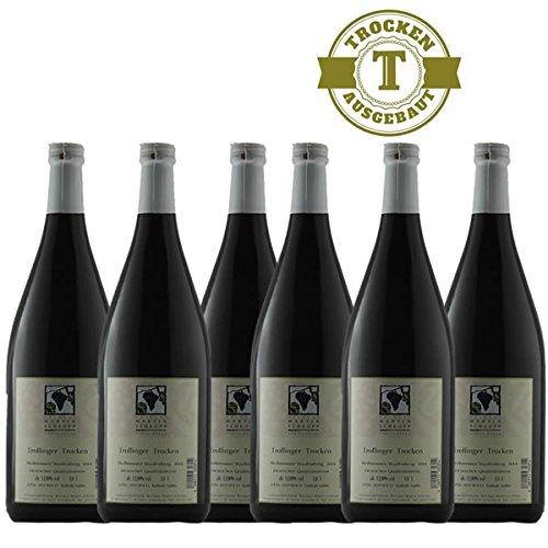 Rotwein | Weingut Martin Schropp | Trollinger 2017 trocken (6x1,0l)