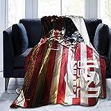 July Escape from Tarkov Usec Ultra-Soft Micro Fleece Blanket Invierno Edredón Ligero Mantener la Tela Caliente Cute Blanket Bed Sofa Home Office