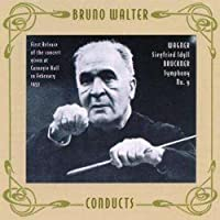 Bruno Walter conducts the Philharmonic SO by Walter Bruno (2008-08-12)