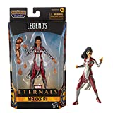 Hasbro Marvel Legends Series The Eternals 6-Inch Makkari Action Figure Toy, Movie-Inspired Design, Includes 2 Accessories, Ages 4 and Up