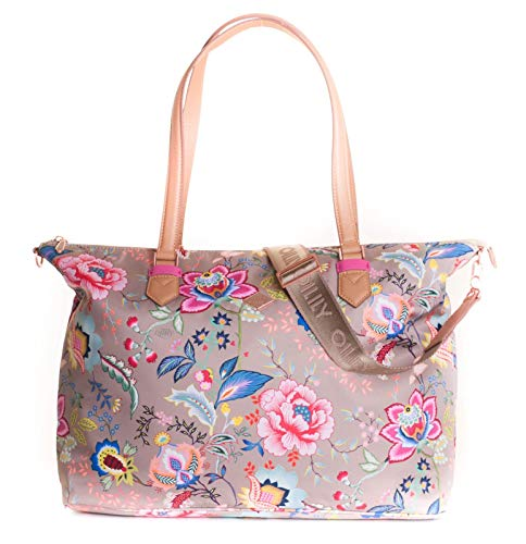 Oilily Color Bomb Carry All Dune