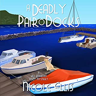 A Deadly Pair O'Docks audiobook cover art