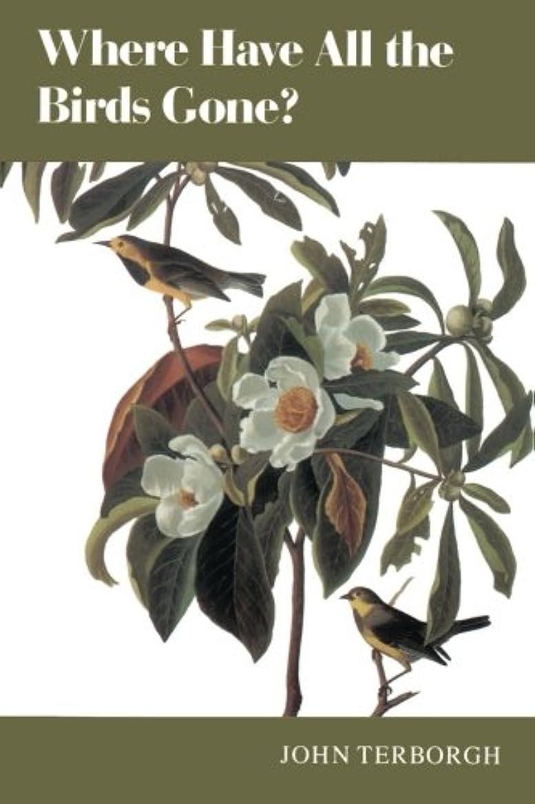 関係ない槍溶けたWhere Have All the Birds Gone?: Essays on the Biology and Conservation of Birds That Migrate to the American Tropics
