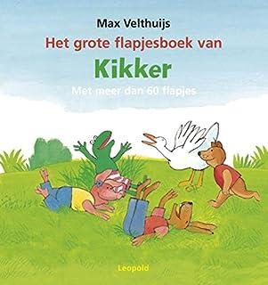 Het grote flapjesboek van Kikker: met meer dan 60 flapjes