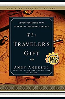 Paperback The Traveler's Gift : Seven Decisions That Determine Personal Success Book