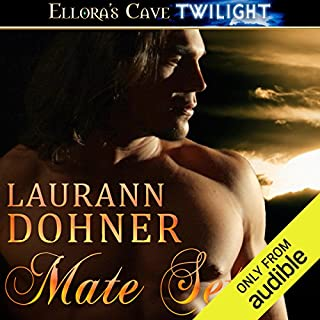 Mate Set     Mating Heat, Book 1              By:                                                                                                                                 Laurann Dohner                               Narrated by:                                                                                                                                 G. C. VonCloudts                      Length: 7 hrs and 25 mins     11 ratings     Overall 4.6