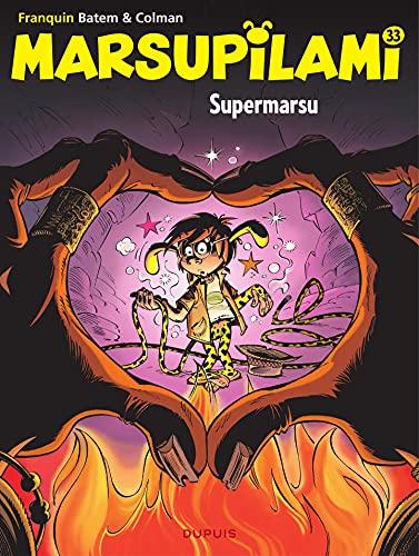 Supermarsu (Marsupilami) (Dutch Edition)