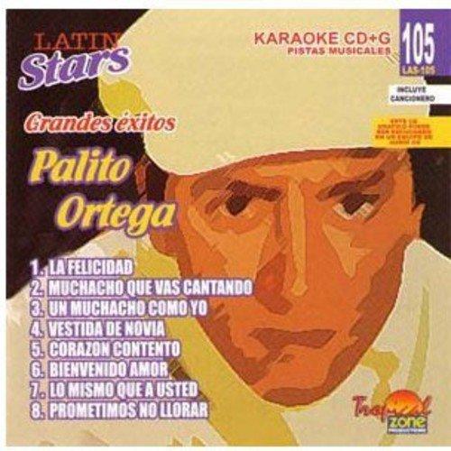 Karaoke: Palito Ortega, Vol. 1: Latin Stars Karaoke