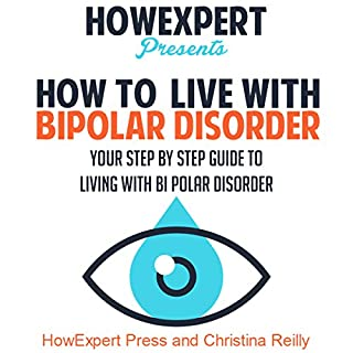 How to Live with Bipolar Disorder audiobook cover art