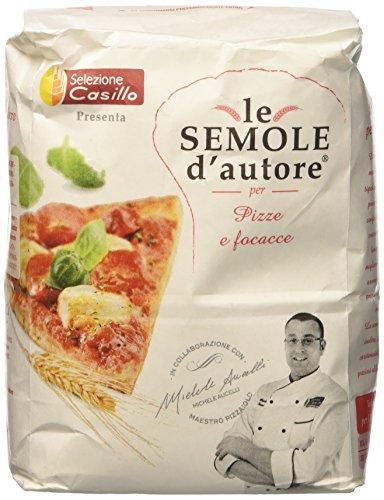 Selezione Casillo Semola Grano Duro per Pizza e Focacce - 1 kg