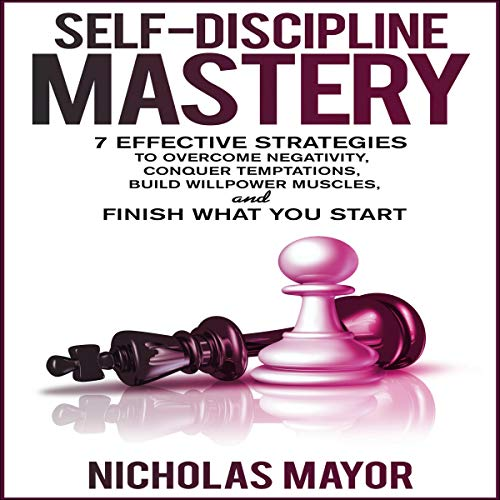 Self Discipline Mastery  By  cover art