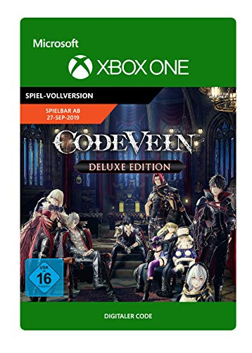 Code Vein: Deluxe Edition | Xbox One - Download Code