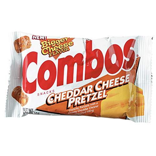 Combos Pretzels ripieni di formaggio Cheddar