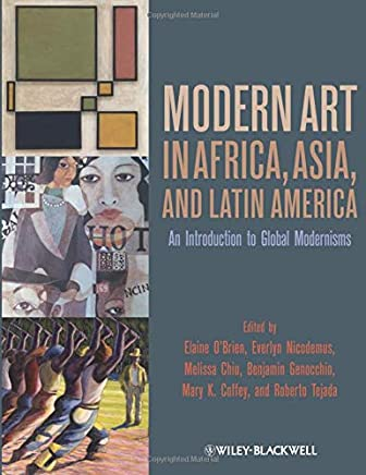 Amazon Com Modern Art In Africa Asia And Latin America An