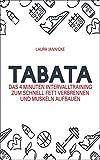 Tabata: Das 4 Minuten Intervalltraining zum schnell Fett verbrennen und Muskeln aufbauen