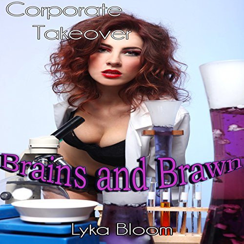 Brains and Brawn audiobook cover art