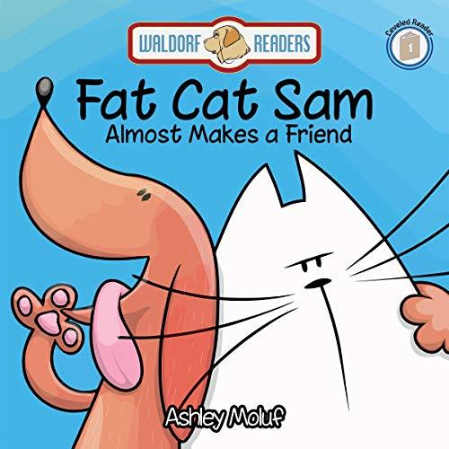 Fat Cat Sam Almost Makes a Friend cover art