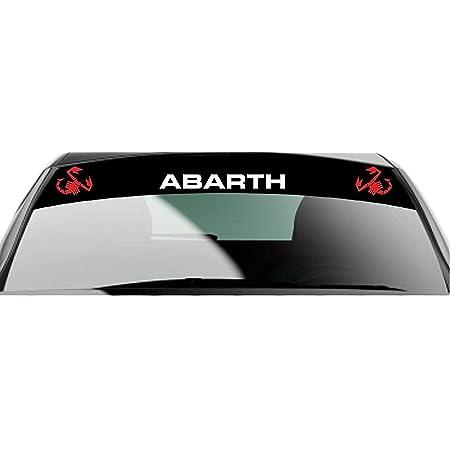 Myrockshirt Abarth Skorpione Blendstreifen Auto