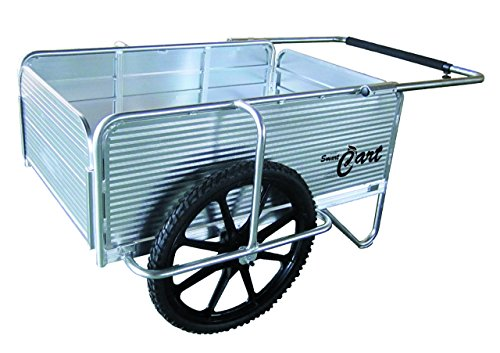 Dock Edge + Smart Cart/Fold a Cart and Dock Side