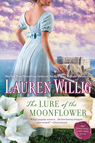 The Lure of the Moonflower (Pink Carnation series Book 12) - Kindle edition by Willig, Lauren. Literature & Fiction Kindle eBooks @ Amazon.com.