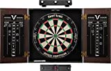 Best Dart Board Cabinets - Viper Stadium Sisal/Bristle Steel Tip Dartboard & Cabinet Review