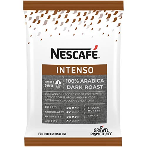 $7.50 Nescafe, Intenso, Ground Coffee, Dark Roast Coffee Clip the extra 25% off coupon and use promo code: 50INTENSO