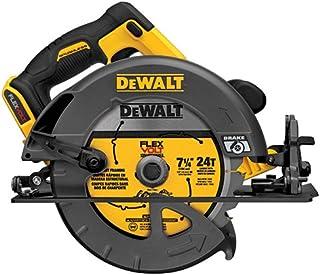 "DEWALT DCS575B FLEXVOLT 60V MAX Lithium-Ion Brushless 7 1/4"" Circular Saw (Bare Tool)"