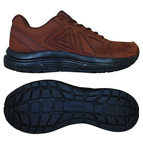 Reebok Herren Bs9616 Fitnessschuhe, Mehrfarbig (Brush Brown/Black 000), 42 EU