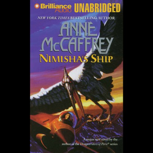 Nimisha's Ship  audiobook cover art