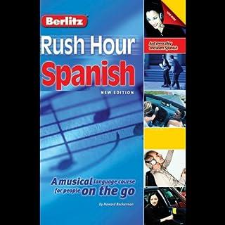 Rush Hour Spanish audiobook cover art