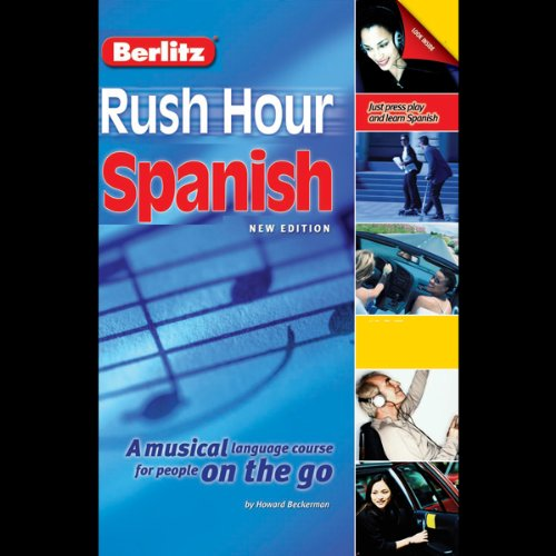 Rush Hour Spanish audiobook cover art