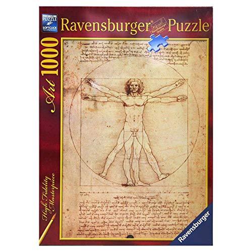 Ravensburger- Obras de Arte Puzzle 1000 Piezas, Multicolor (15250 6)