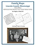 Family Maps of Lincoln County, Mississippi