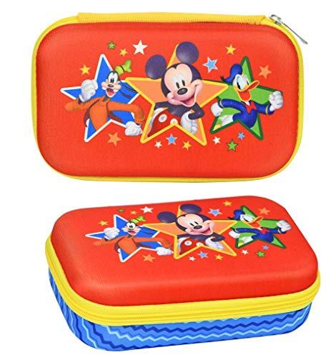 Mickey Mouse Molded EVA Pencil Case