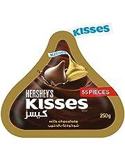 Hershey's Kisses Milk Chocolate, 250 gm