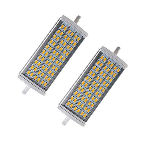 R7s LED Lampe 135Mm 25W J1135, Ersetzt 250 Watt Halogenlampe, Nicht Dimmbar, 2500LM, 2Er Pack,Coolwhite6000k